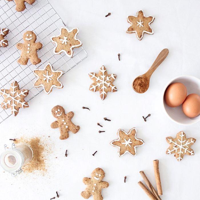 Recette de petits biscuits de Noël