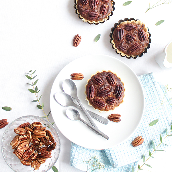 Recette de pecan pie vegan : un délice made in USA !