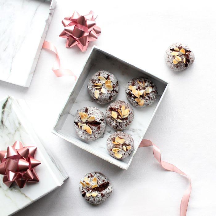 Recette de cookies au chocolat pour les fêtes <br>