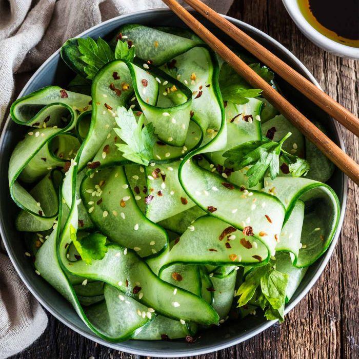 Découvrez les fruits et légumes les moins caloriques du mois de mai.