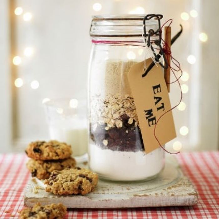 Recette de cookie jar <br>