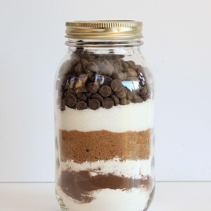 Recette de brownie jar <br>