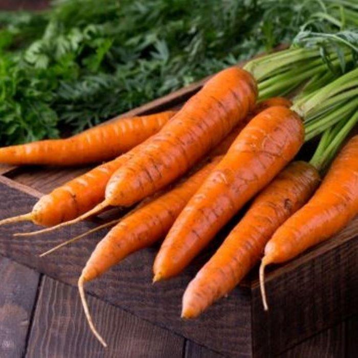 Recette de carottes râpées au cumin et à l\'orange <br>