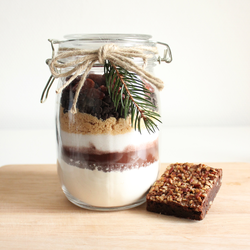 Le Brownie Jar <br>