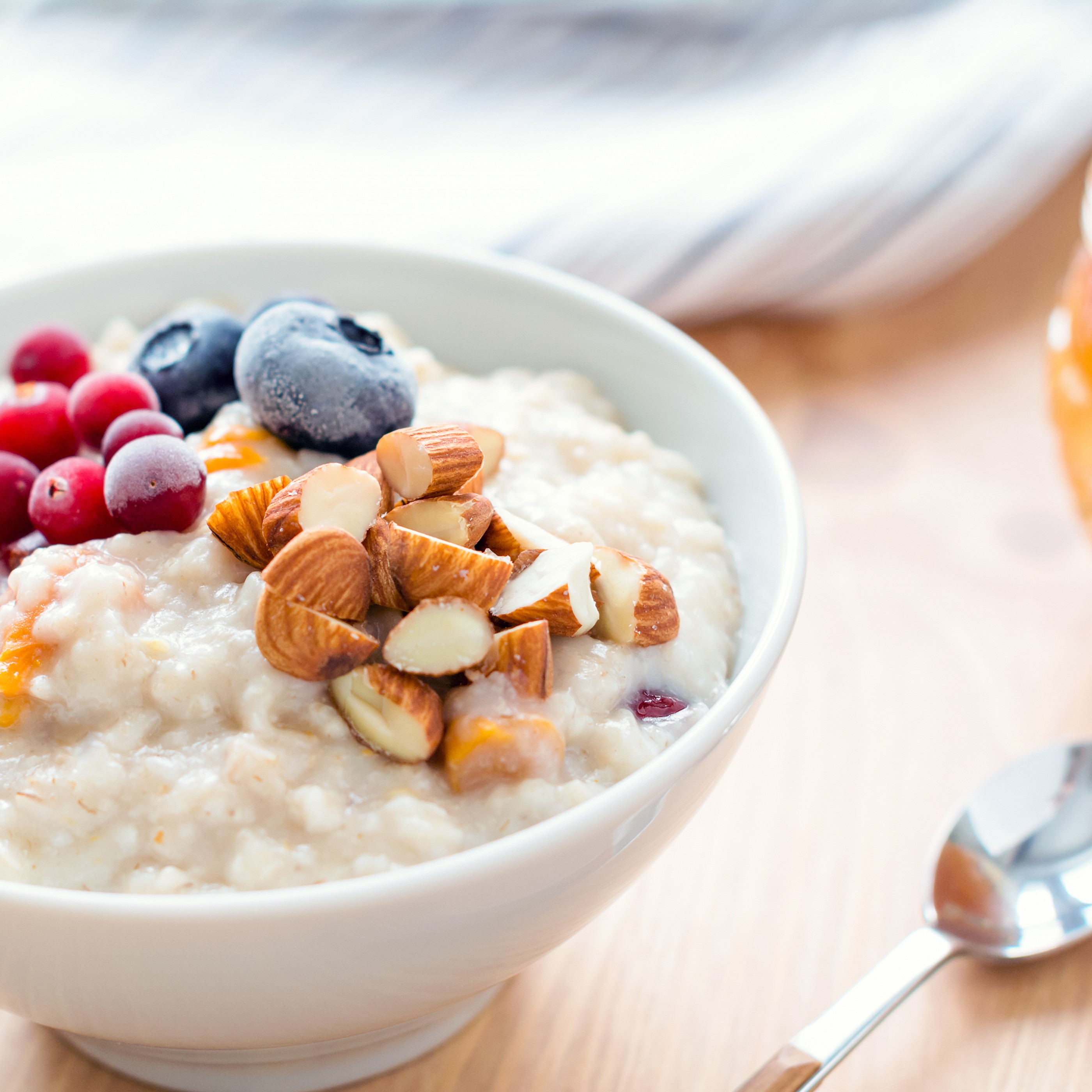 Le porridge multivitaminé et fruité <br>