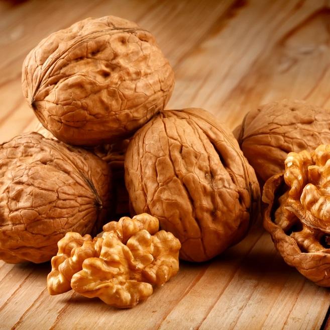 Les vertus nutritionnelles et de santé des noix  ! <br>