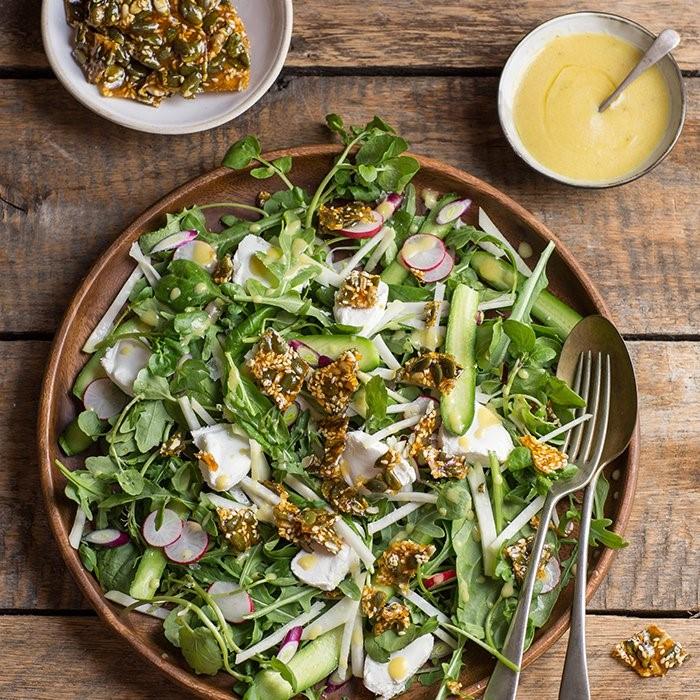 Assaisonnez vos salades et plats d\'été <br>