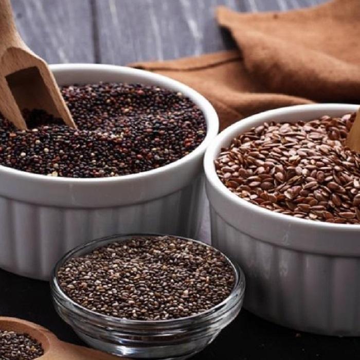 Un conseil diététique indispensable et 8 bienfaits des graines de Chia !