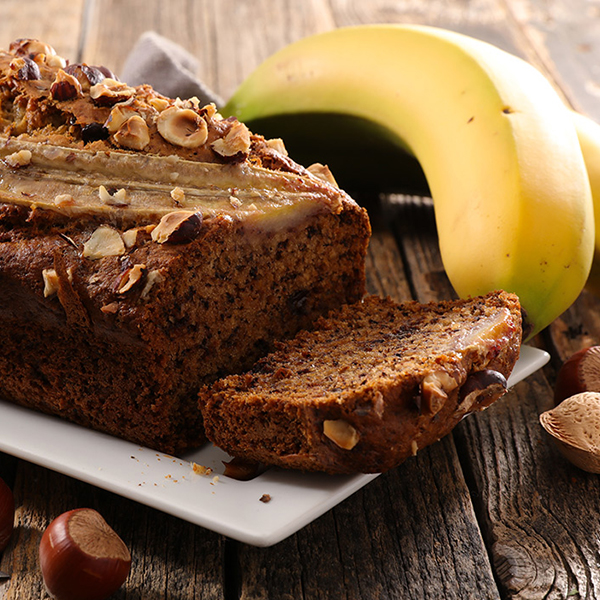 Banana Bread Maison