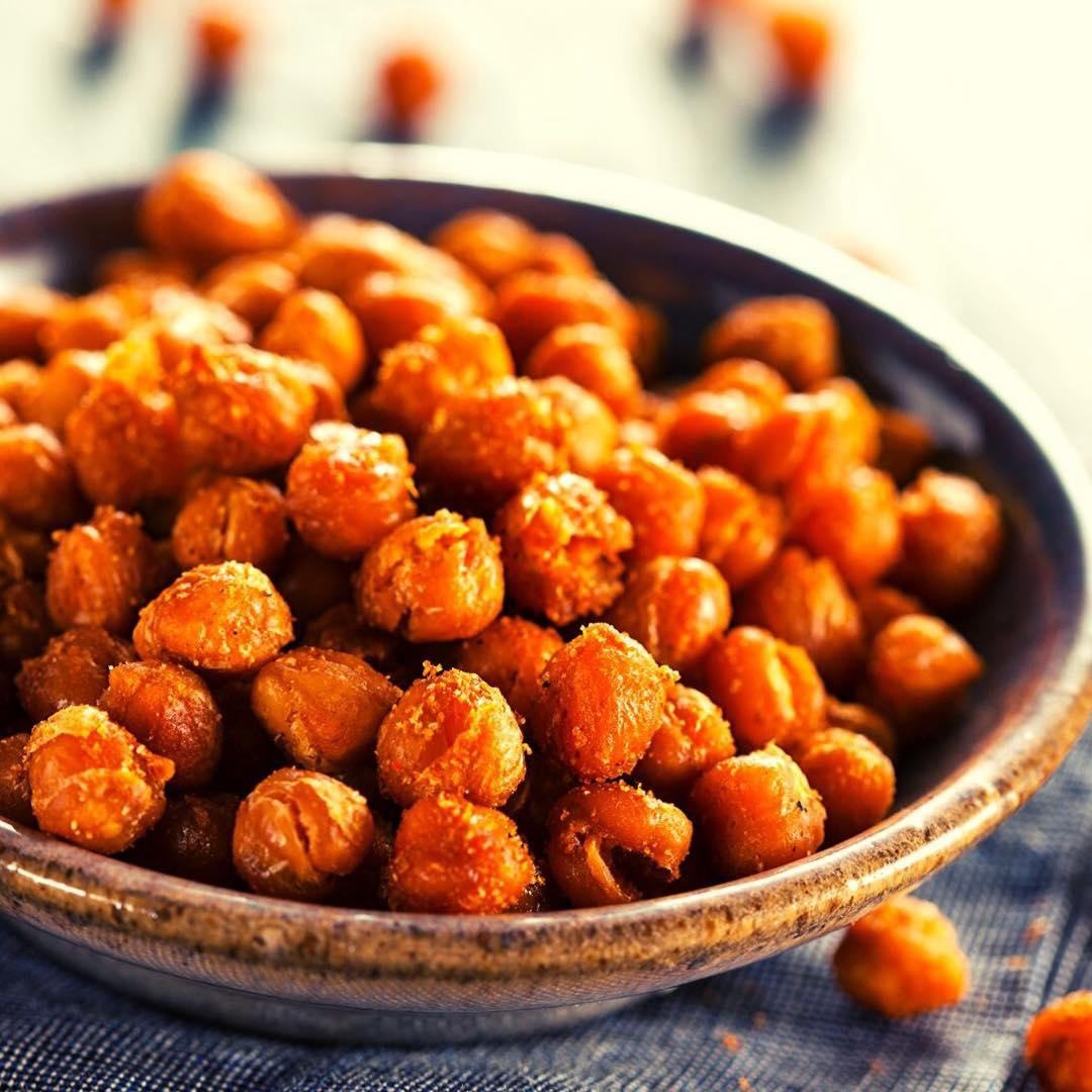 Apéro tout Simple tout Bon : Pois Chiches Grillés aux épices