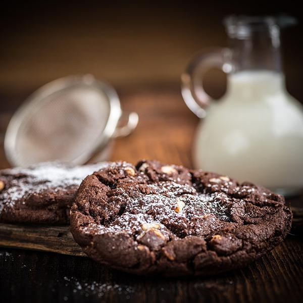 Cookies choco-macadamia