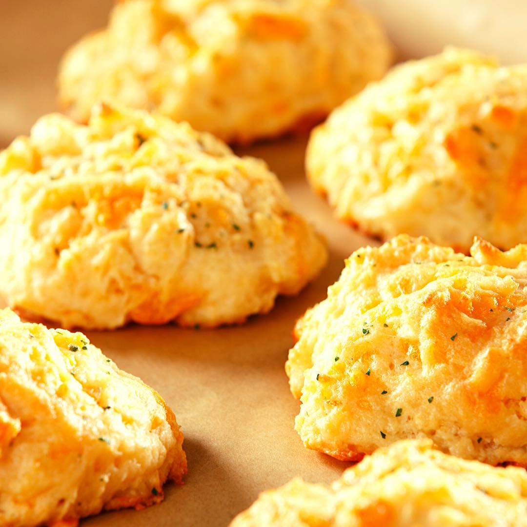 Biscuits au fromage !