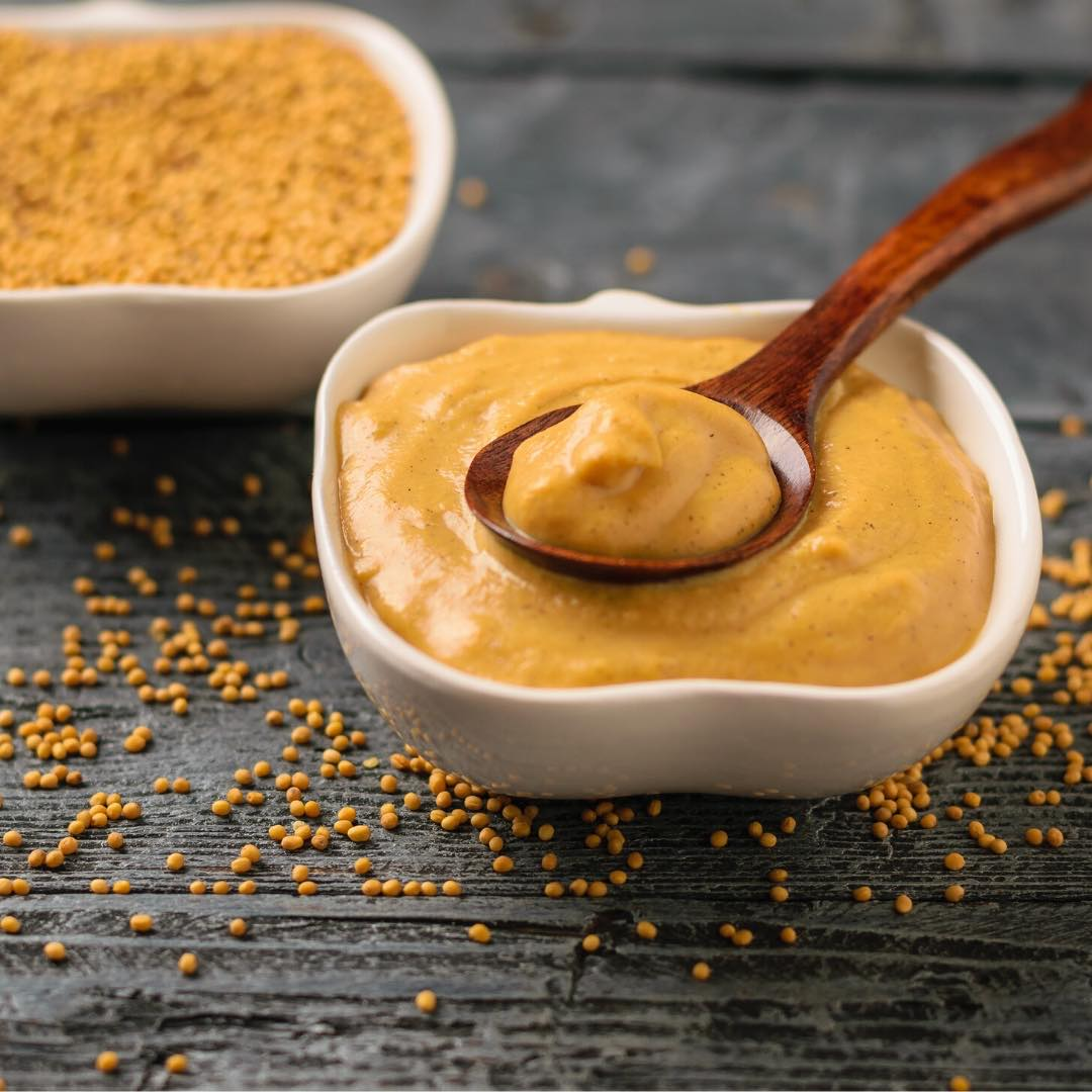Faites votre moutarde maison : Moutarde au curry