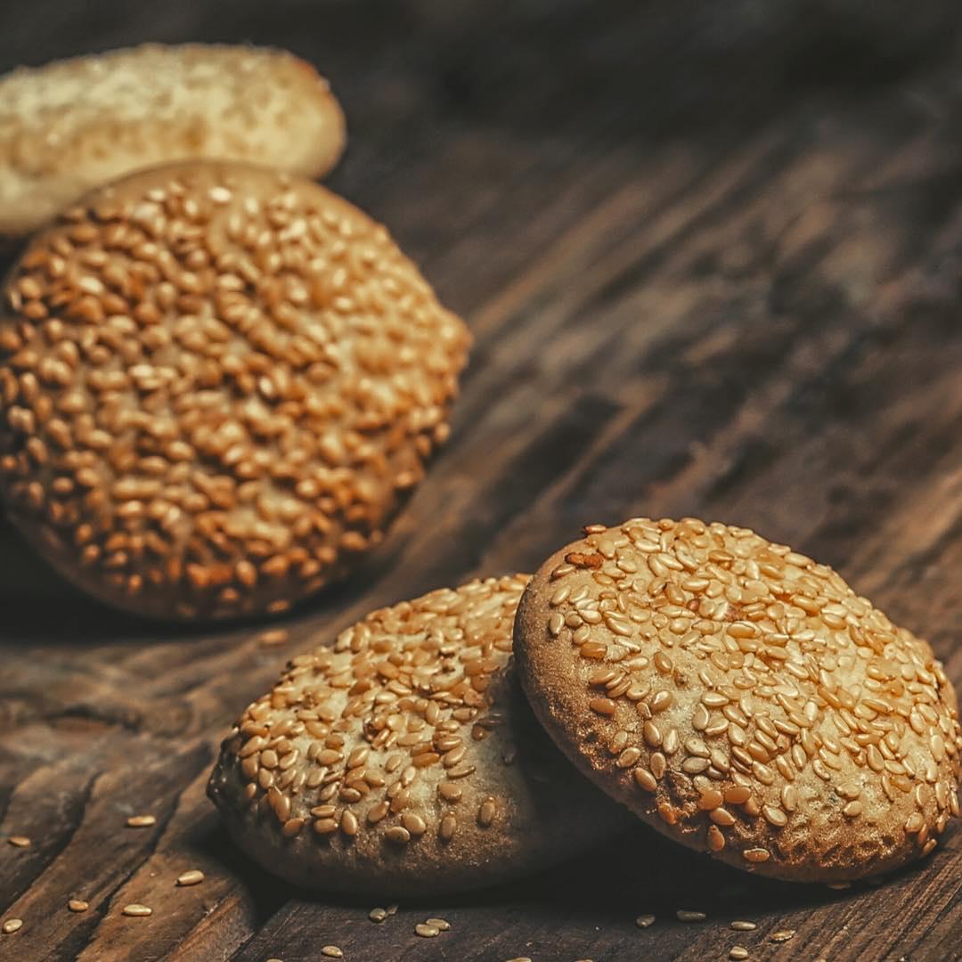 Biscuits aux graines et au fromage