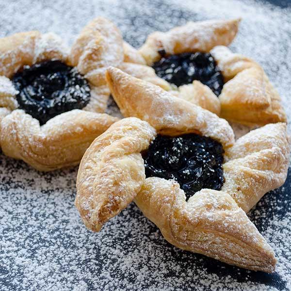 Biscuits Finlandais de Noël au pruneaux (Joulutorttu)