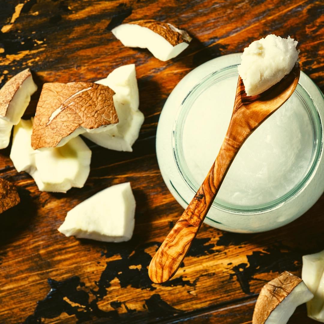 Le beurre de coco Maison