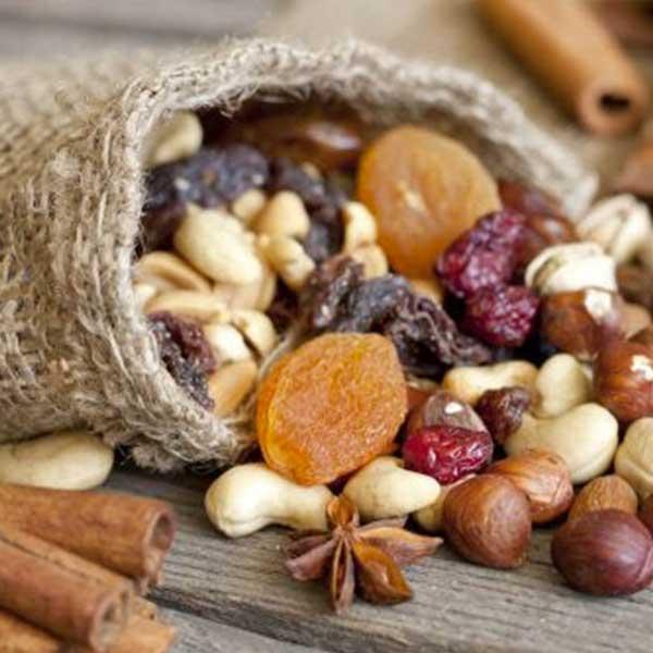 Santé : Les bienfaits des fruits secs