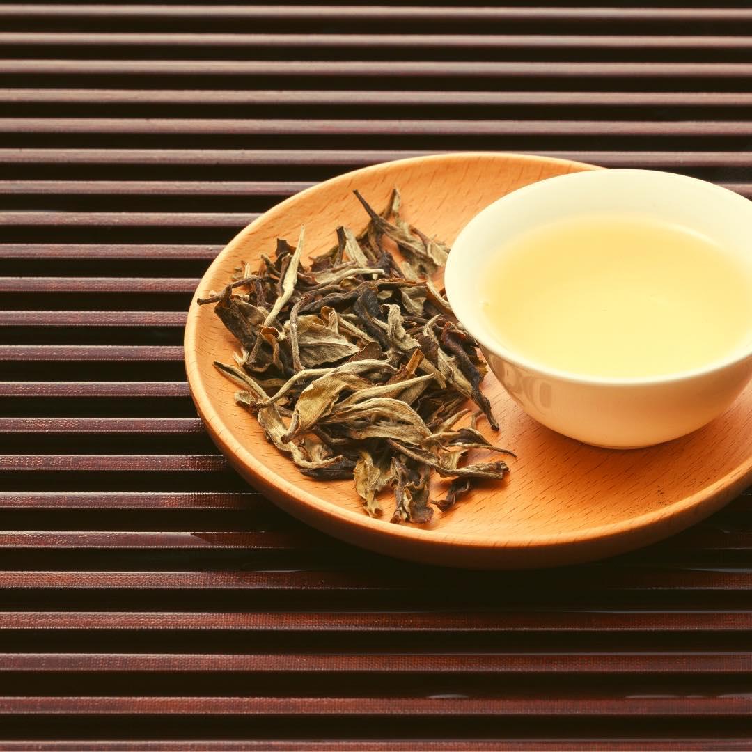 Le thé blanc, le plus fin des thés