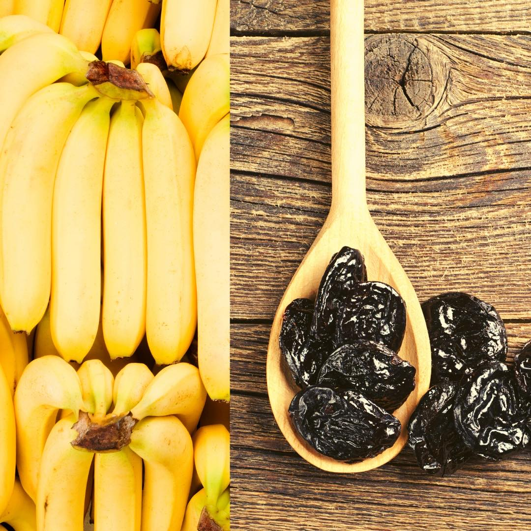 Pâte à tartiner Pruneaux-Banane