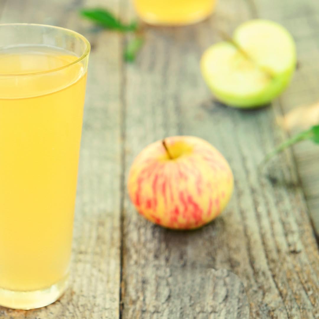 Réduction de jus de pomme