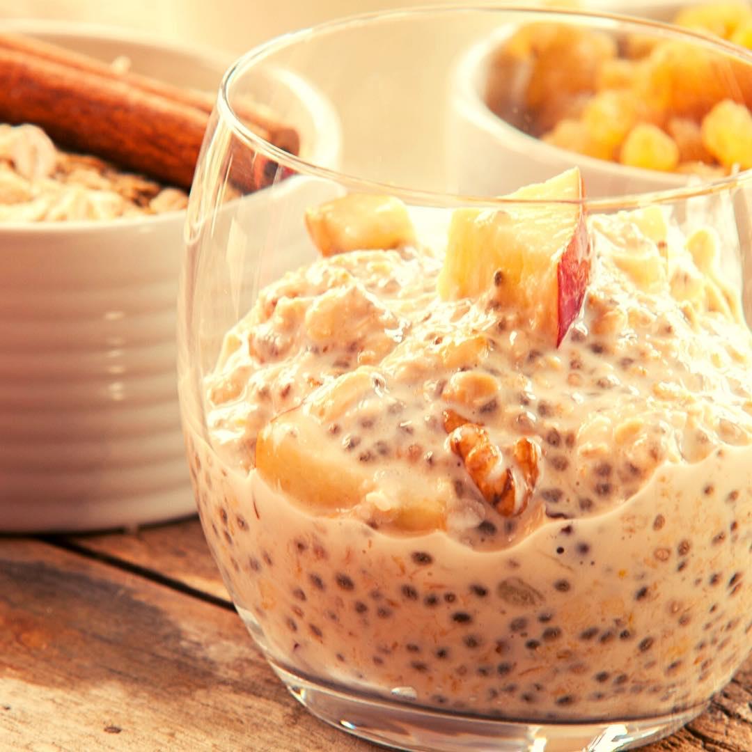 Pudding au Chia