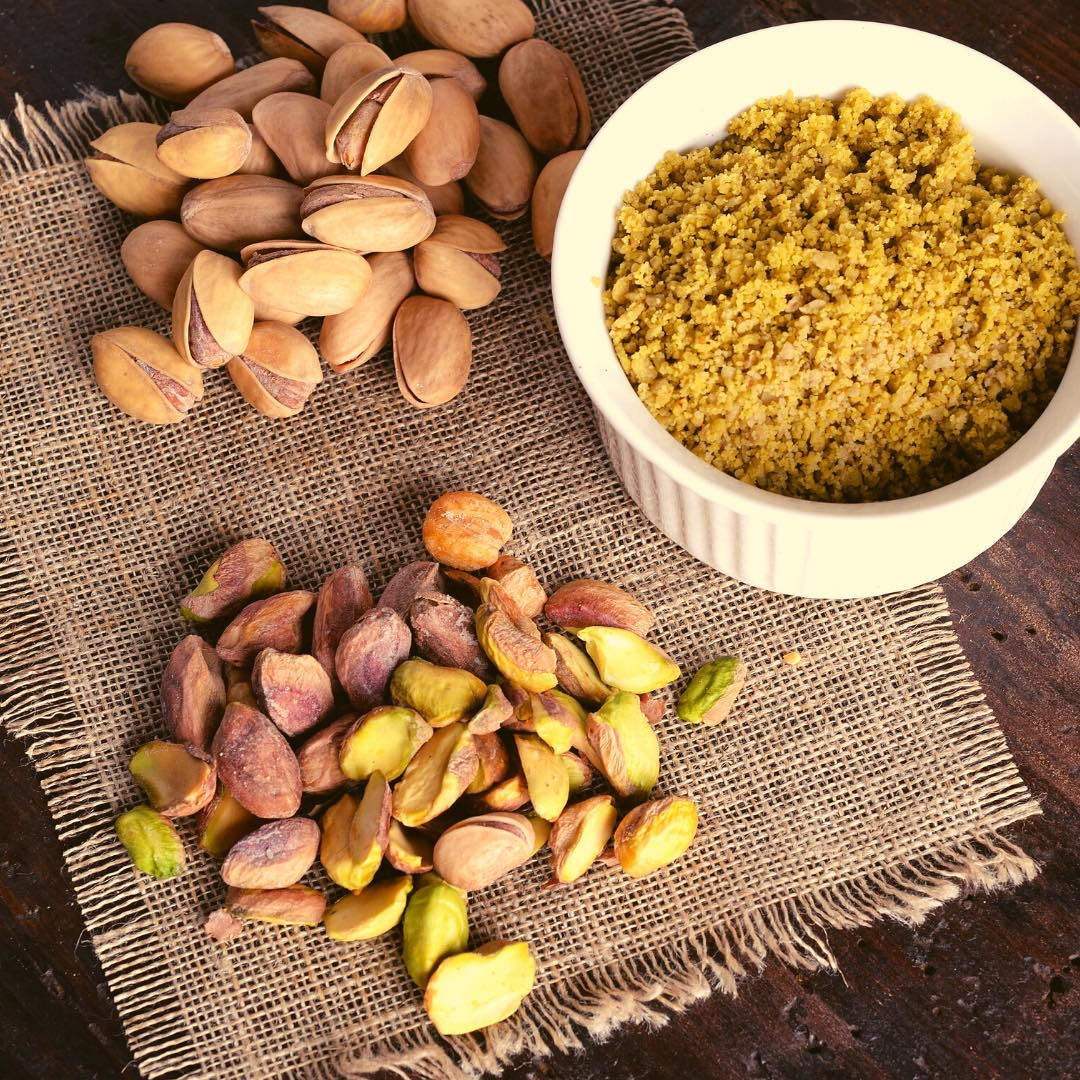 Purée de pistaches bio