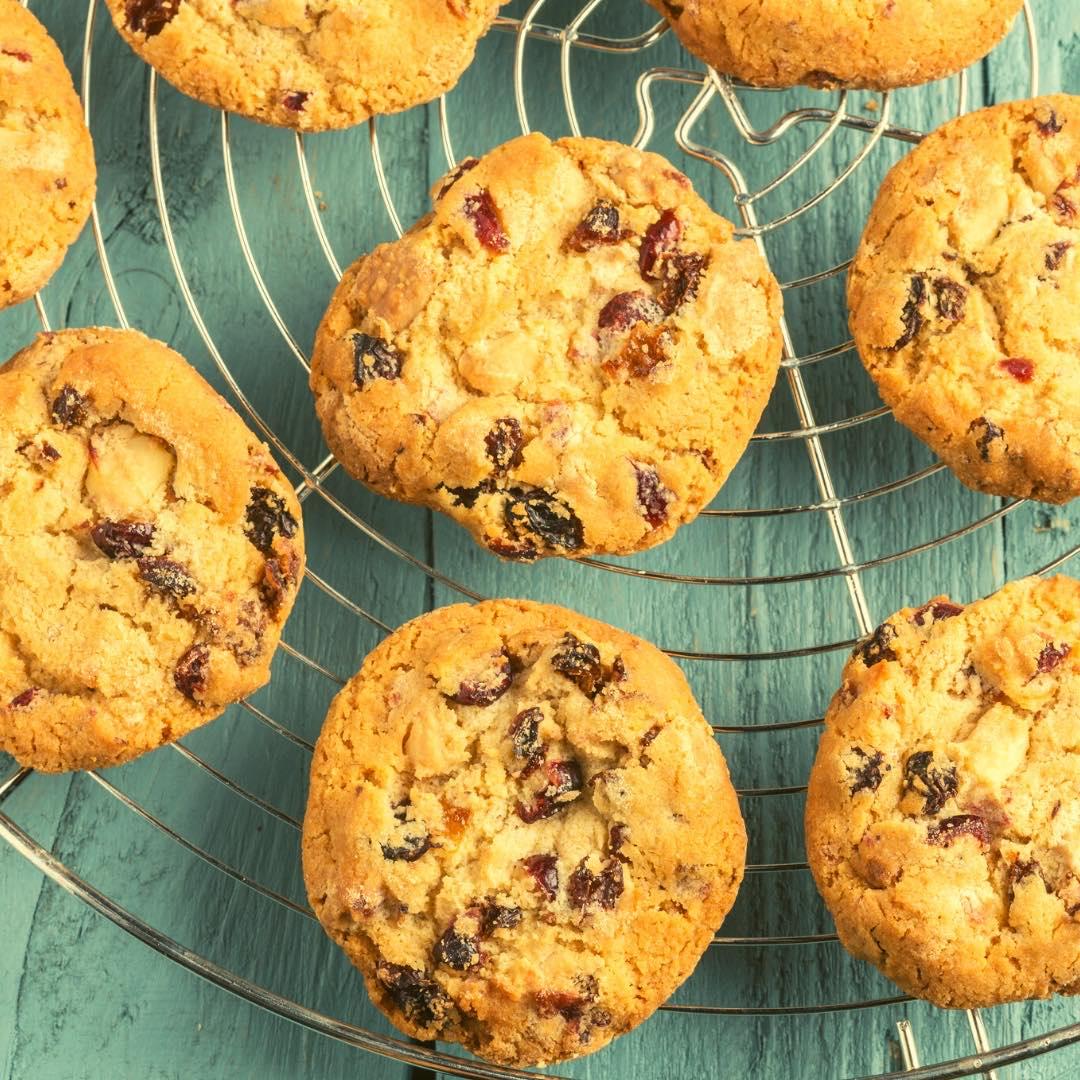 Biscuits croquants végétaliens aux flocons d\'avoine bio