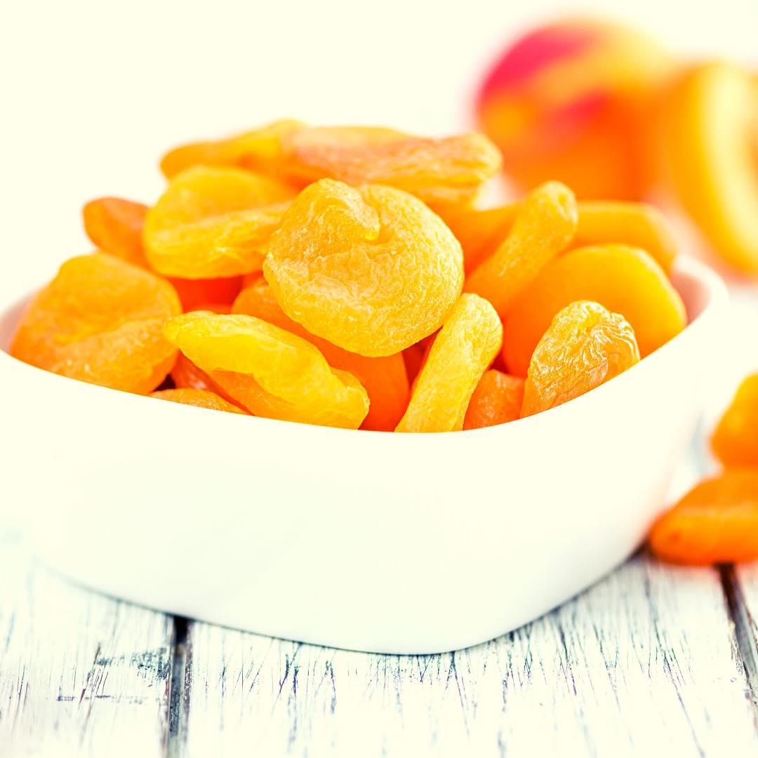 Clafoutis exotique aux abricots secs bio