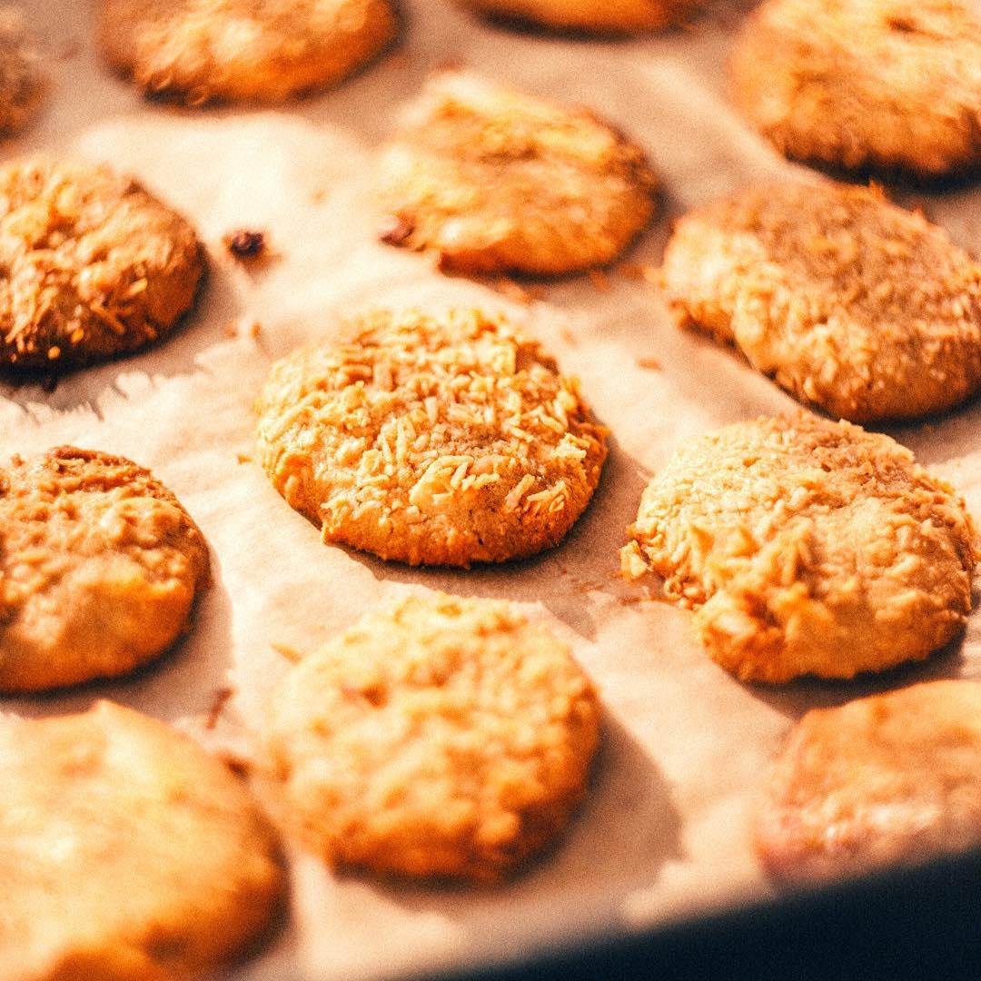 Biscuits complets aux flocons d\'avoine bio