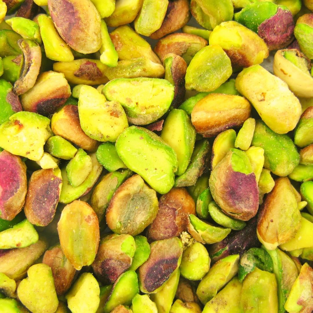 Pâte de pistaches bio