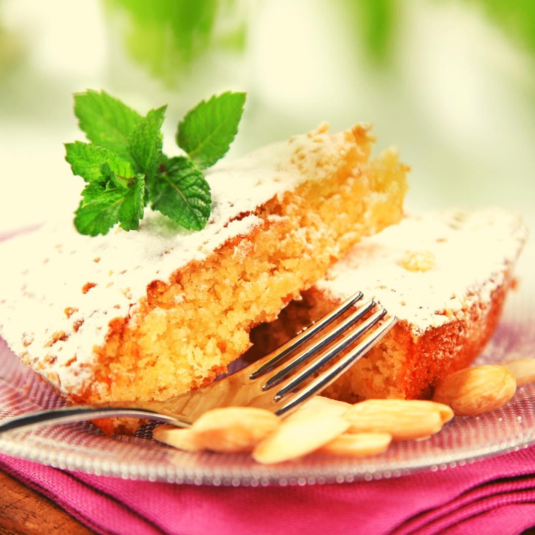 Le namandier ou gâteau aux amandes bio