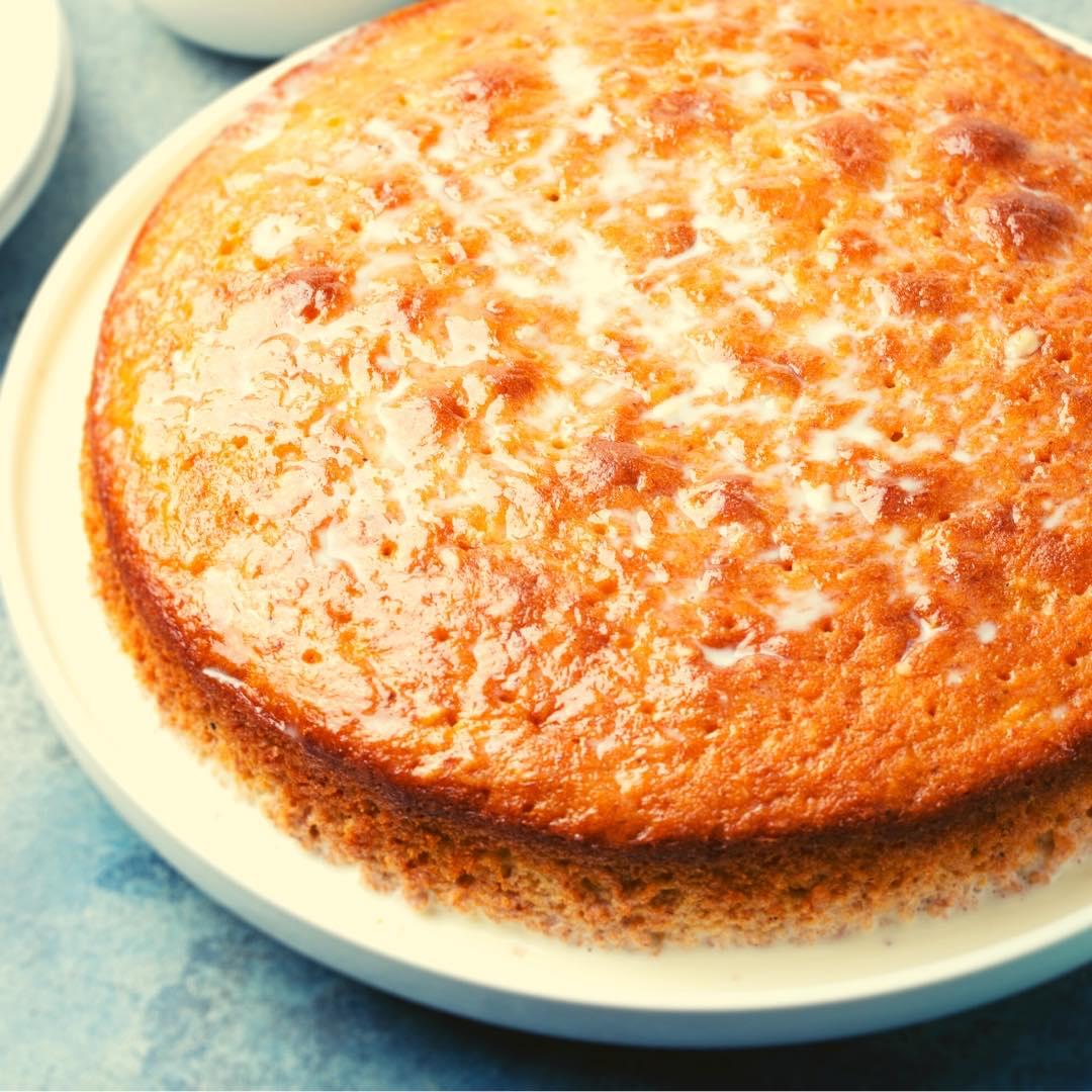 Gâteau lait et à la noix de coco bio