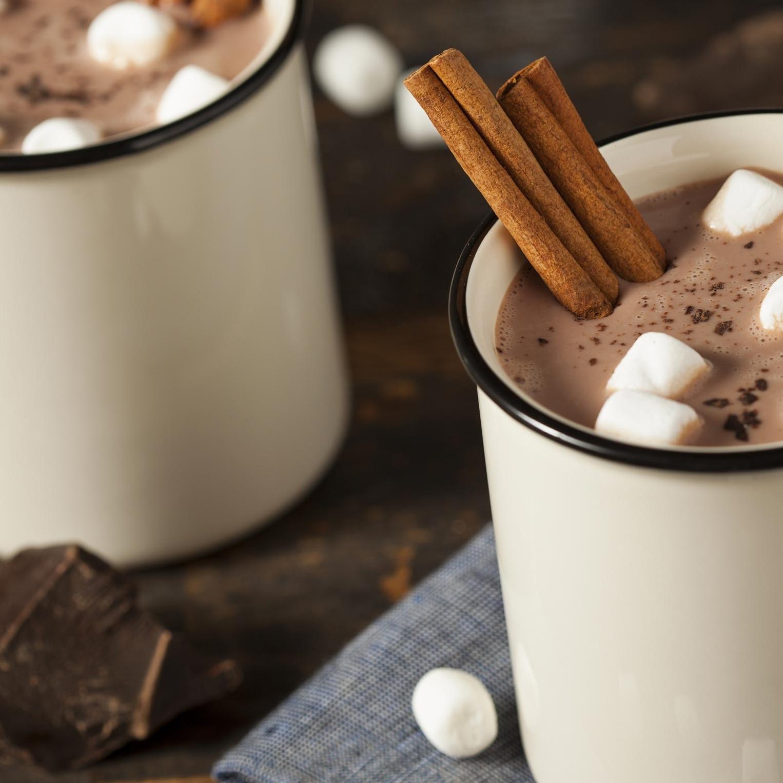Chocolat chaud <br>