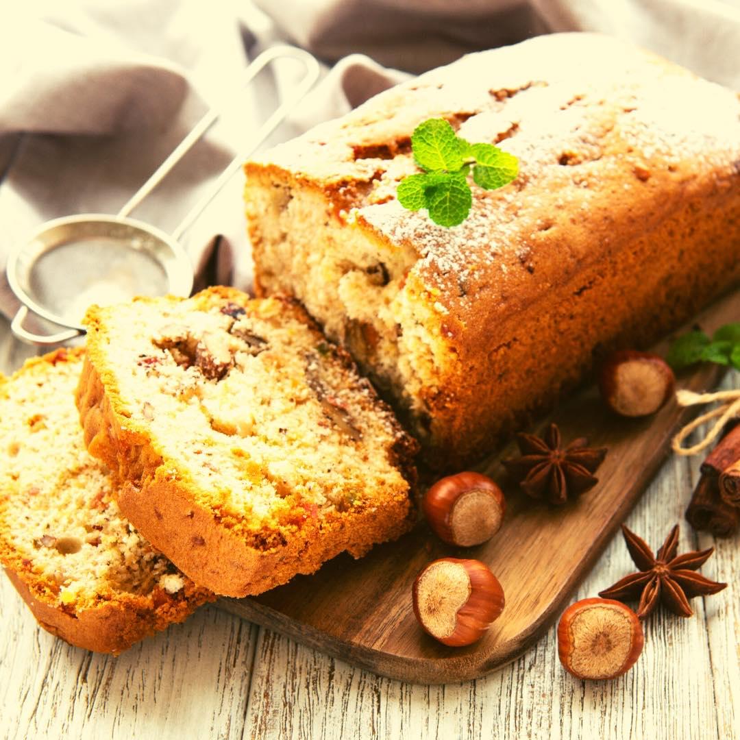 Energy Cake aux abricots secs bio