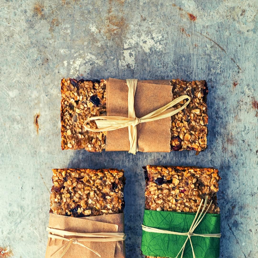 Granola healthy et facile à 3 ingrédients bio