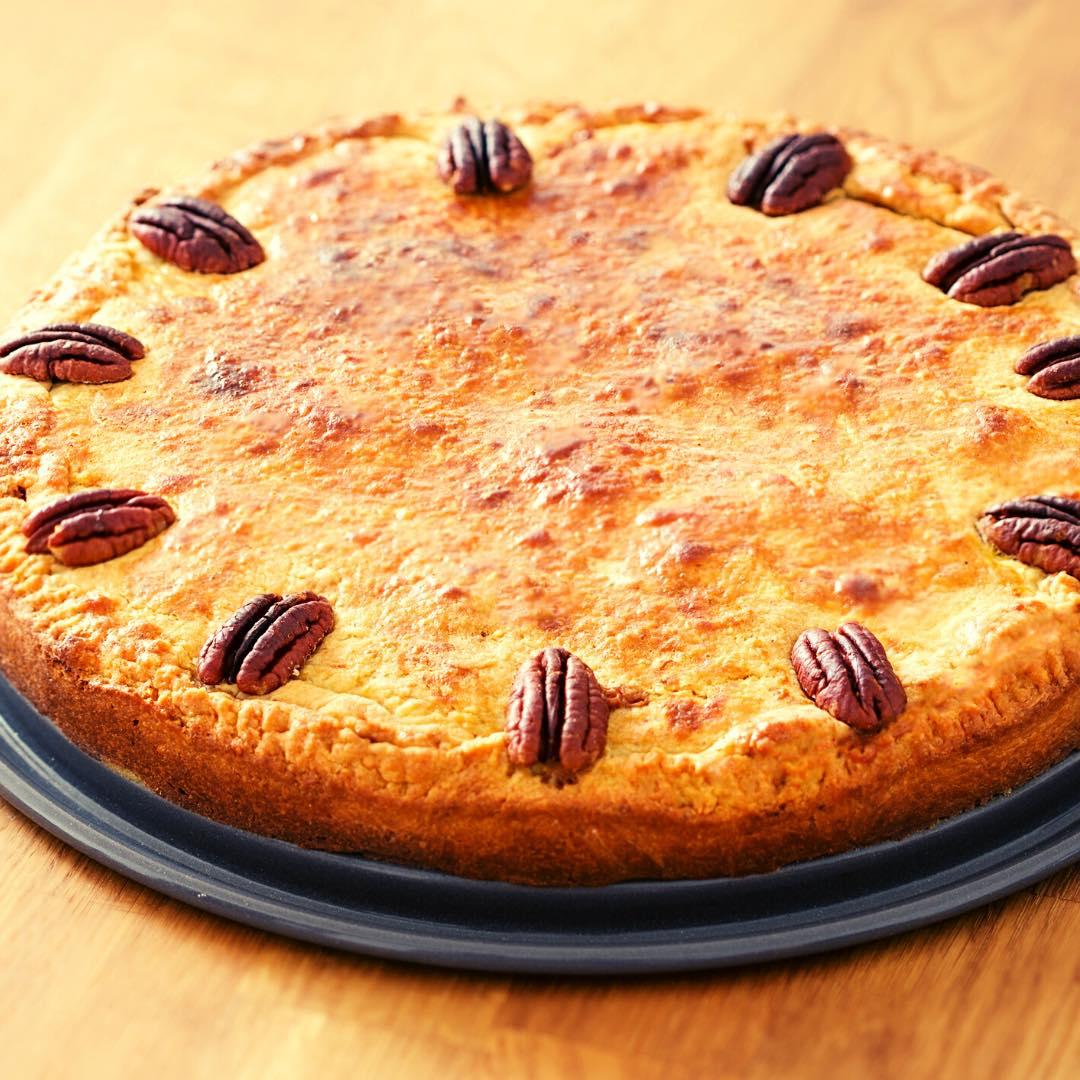 Cake Moelleux Carottes et Noisettes bio