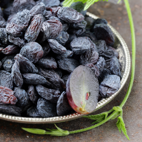 Cake aux raisins secs Bio
