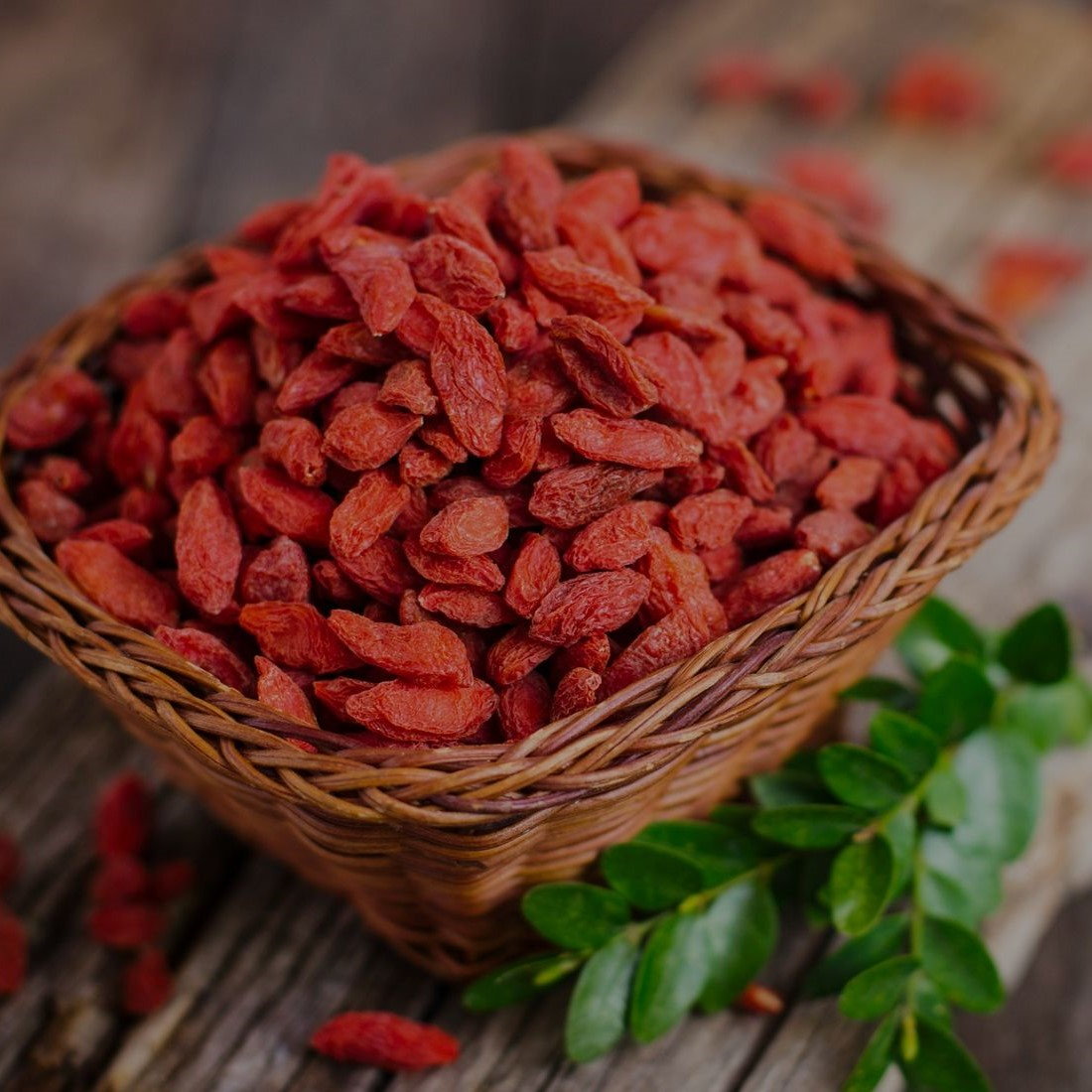 Baies de Goji : super-aliment par excellence <br>